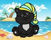 Gato com chapéu