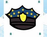 Boné de polícia
