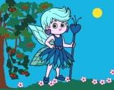 Desenho Fadas da princesa dos corações pintado por ceciliaz