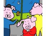 Os três porquinhos 13