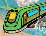 Comboio de alta velocidade