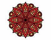 Mandala para a concentração