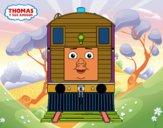 Toby de Thomas e seus amigos