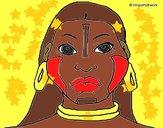 Mulher maia