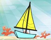 Um veleiro