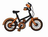 Desenho Bicicleta para as crianças pintado por CarlosE