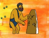 Pinturas rupestres homem pré-histórico