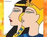 Ramsés e Nefertiti