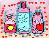 3 sabonetes de banho