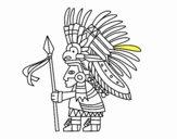 Guerreiro asteca