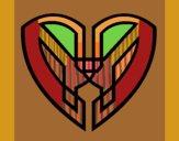 Desenho Mandala 48 pintado por ceciliaz