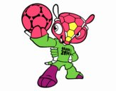 Mascote Fuleco
