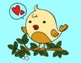 Pássaro do Twitter