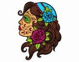 Tatuagem de Catrina