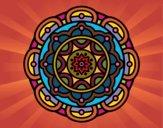 Mandala para relaxamento mental