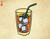 Desenho Un copo de refrigerante pintado por Gabi_OPO