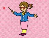 Uma professora