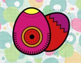 2 ovos de páscoa