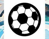 Bola de futebol III