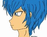 Rapaz anime 2