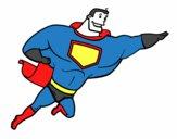 Super herói enorme