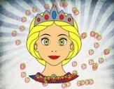 Rosto de princesa