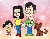Uma família unida