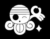 Dibujo de Bandeira de Nami