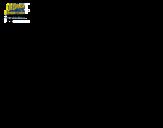 Desenho de Bob Esponja - Super Maneiríssimo para o ataque para colorear