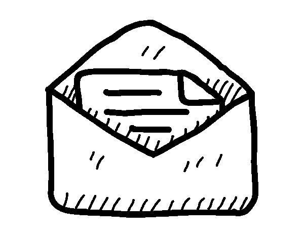 Resultado de imagem para carta desenho