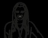 Desenho de Jessie - Emma Ross para colorear