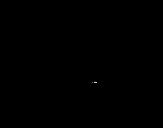 Desenho de Lua de Mel para colorear