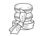Dibujo de Macarons