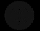 Desenho de Mandala étnica para colorear