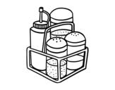 Desenho de Oleoderia para colorear