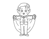 Dibujo de Pequeno vampiro