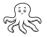Dibujo de Polvo infantil