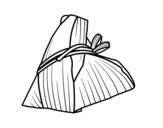 Desenho de Rolinhos de Taiwan para colorear