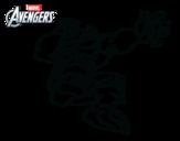 Desenho de Wingadores - Hulk para colorear