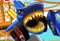 Carreira com tubarões