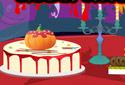 Decore la mesa para Halloween