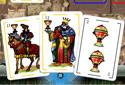 Espanhol jogo de cartas