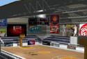 Estádio de basquete