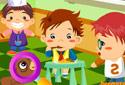 Figuras crianças escondidas
