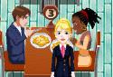 Manuela restaurante e Melvin