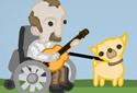 O cão fiel
