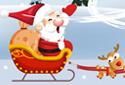 O trenó de Santa 2