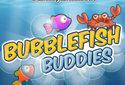 Peixes e bolhas